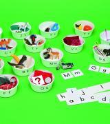 Hands-On Alphabet Set