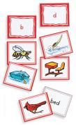 Sound Sorting Picture Cards - Initial Consonants