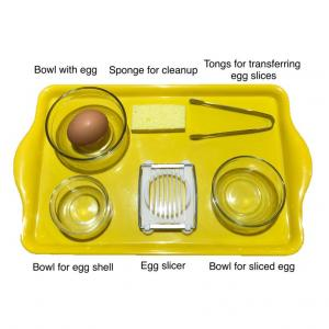 Egg Slicing Set