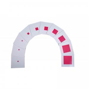 Pink Tower Paper
