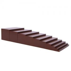 Broad Stair Montessori - Painted Brown