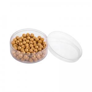 100 Golden Bead Units in a Plastic Box