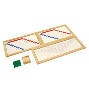 Subtraction Working Charts with FRAME - Complete Set