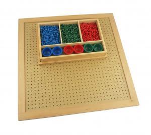 Algebraic Peg Board with Pegs