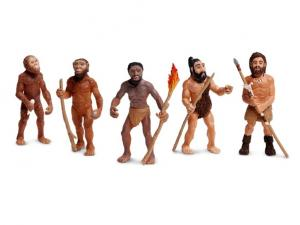 Evolution of Man Set with 5 Objects