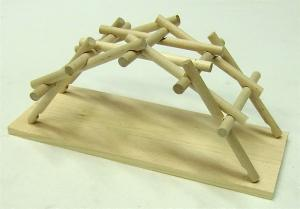 "LEONARDO DA VINCI ""EMERGENCY BRIDGE"""