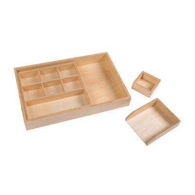 Glue and Paste Wooden Set