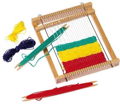 Wooden Weaving Loom