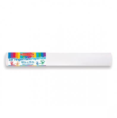 """Finger Paint Paper Roll 18"""" x 75"""""""