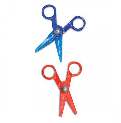 Child-Safe Scissor Set of 2