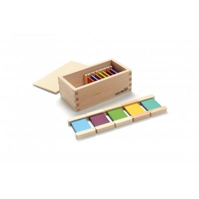 Second Box of Colour Tablets - Wooden