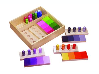 Color Resemblance Sorting Task