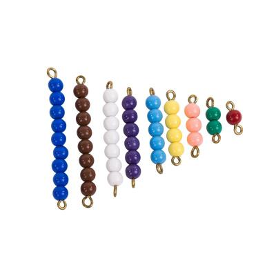 Colored Bead Stairs