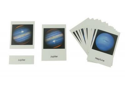 Classified Cards, Planets