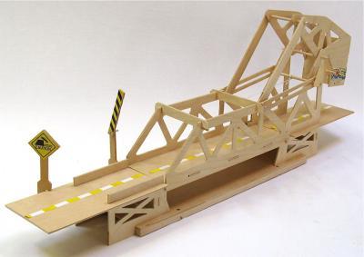 Strauss Trunnion Bridge