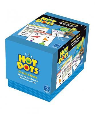 Educational Insights Hot Dots Standards-Based Math-Grade 4
