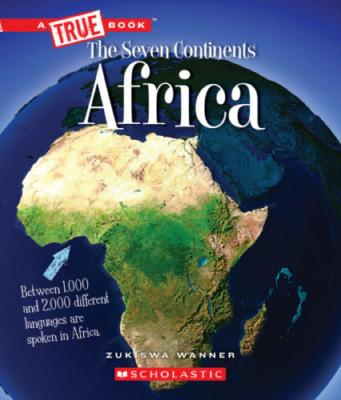 Continents - Africa - Hardcover