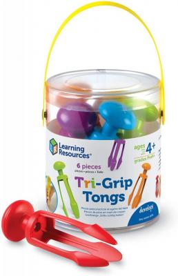 Tri-Grip Tongs
