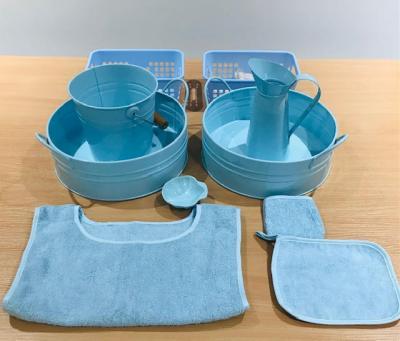 Cloth Washing Activity