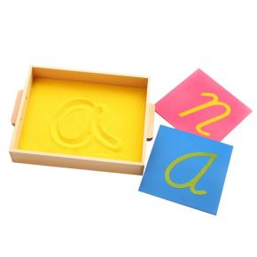 Letter Formation Sand Tray – Large