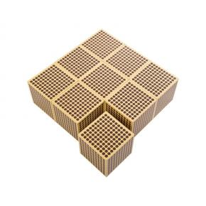 9 Wooden Cubes of 1000