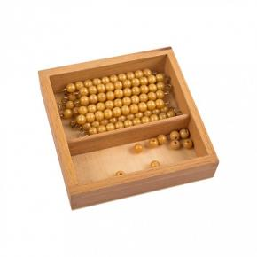 Bead Bars for Tens Boards with Box