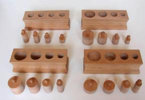 Todler Montessori Materials